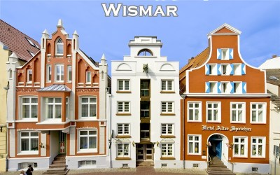 Wismar City Partner Hotel Alter Speicher