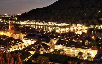 Heidelberg - Lichter der Stadt - City Lights