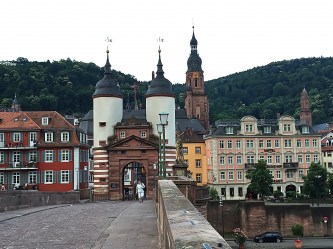 Gutschein City Lights Heidelberg